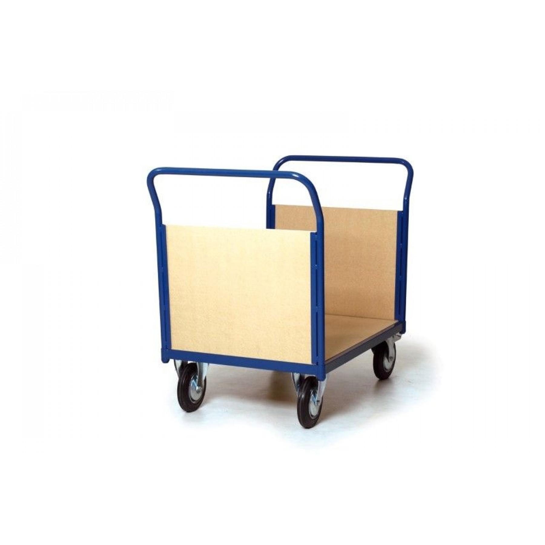 3-wandenwagen