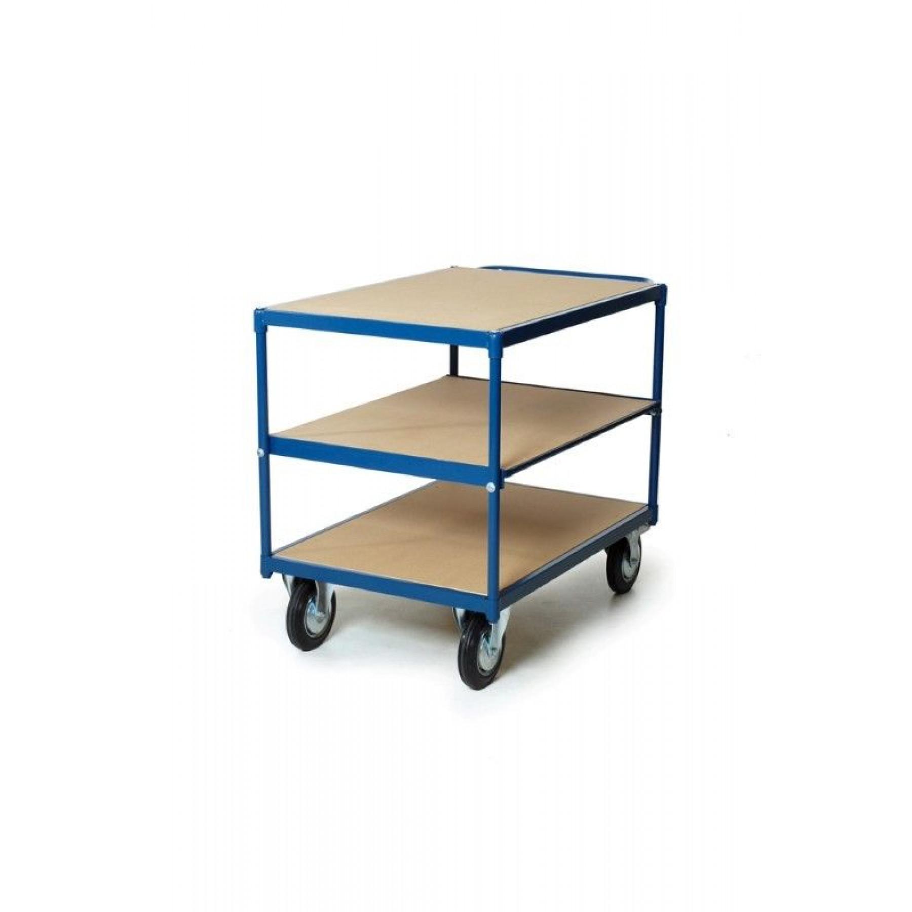 Tafelwagen met 3 niveaus