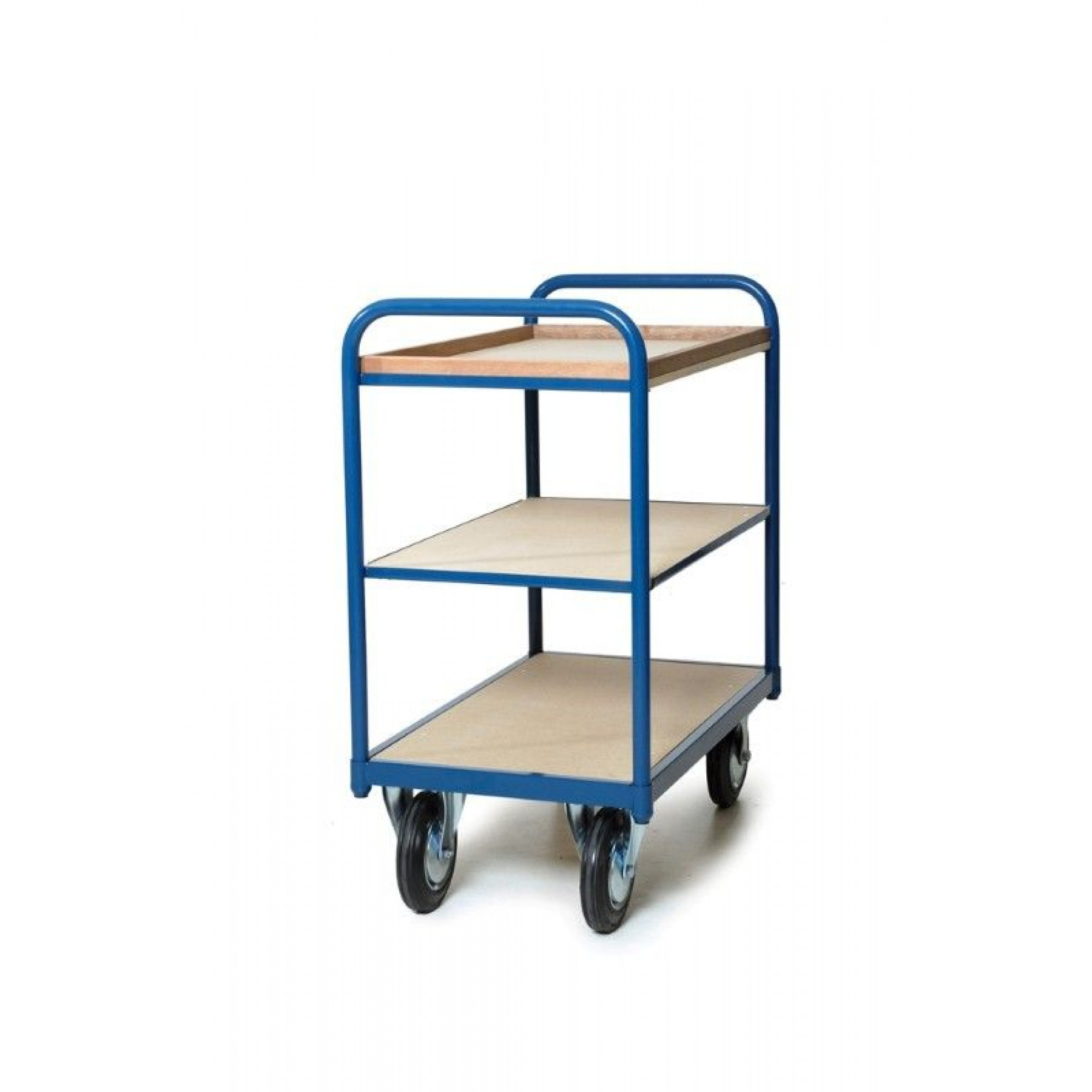 Tafelwagen 850x500 mm met 3 niveaus, 202.008