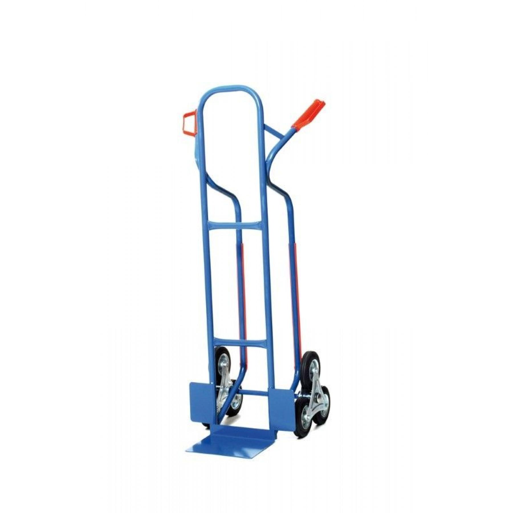 Trappensteekwagen op wielen met massieve rubberband, 207.039