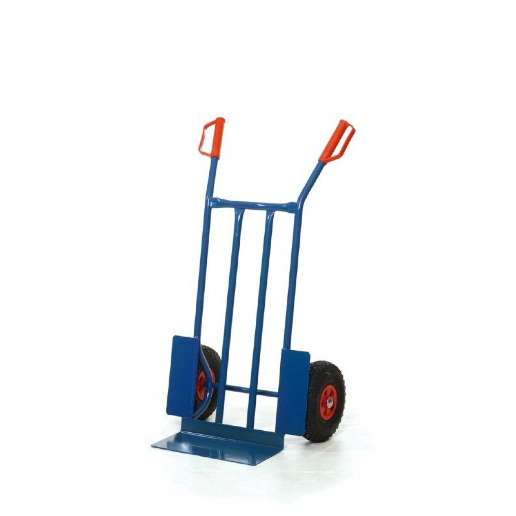 Universele steekwagen op wielen met massieve rubberband, 207.054-M