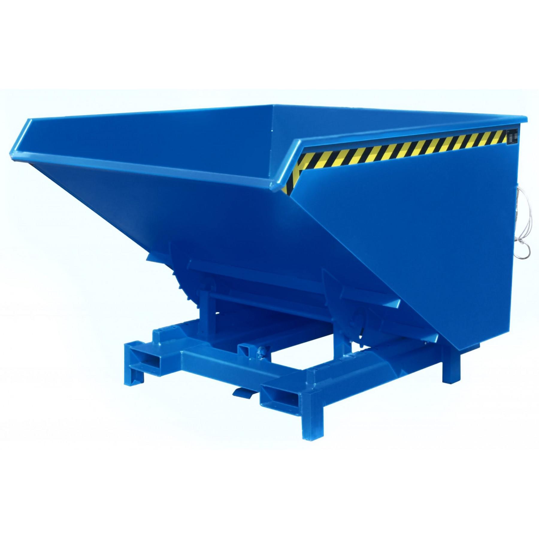 Kiepcontainer extra zwaar 2100 liter, MTF-SK-2100-5001