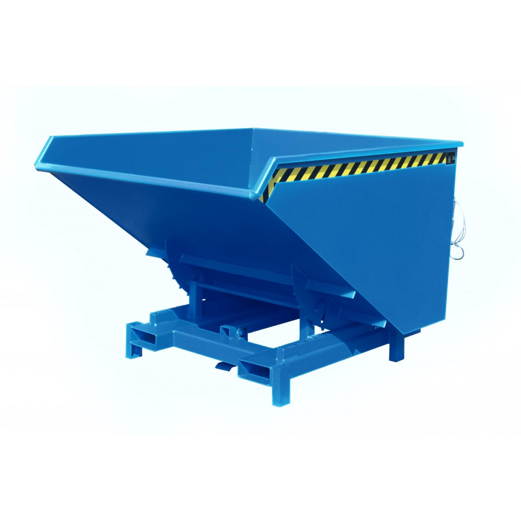 Kiepcontainer extra zwaar 1700 liter, MTF-SK-1700-5001
