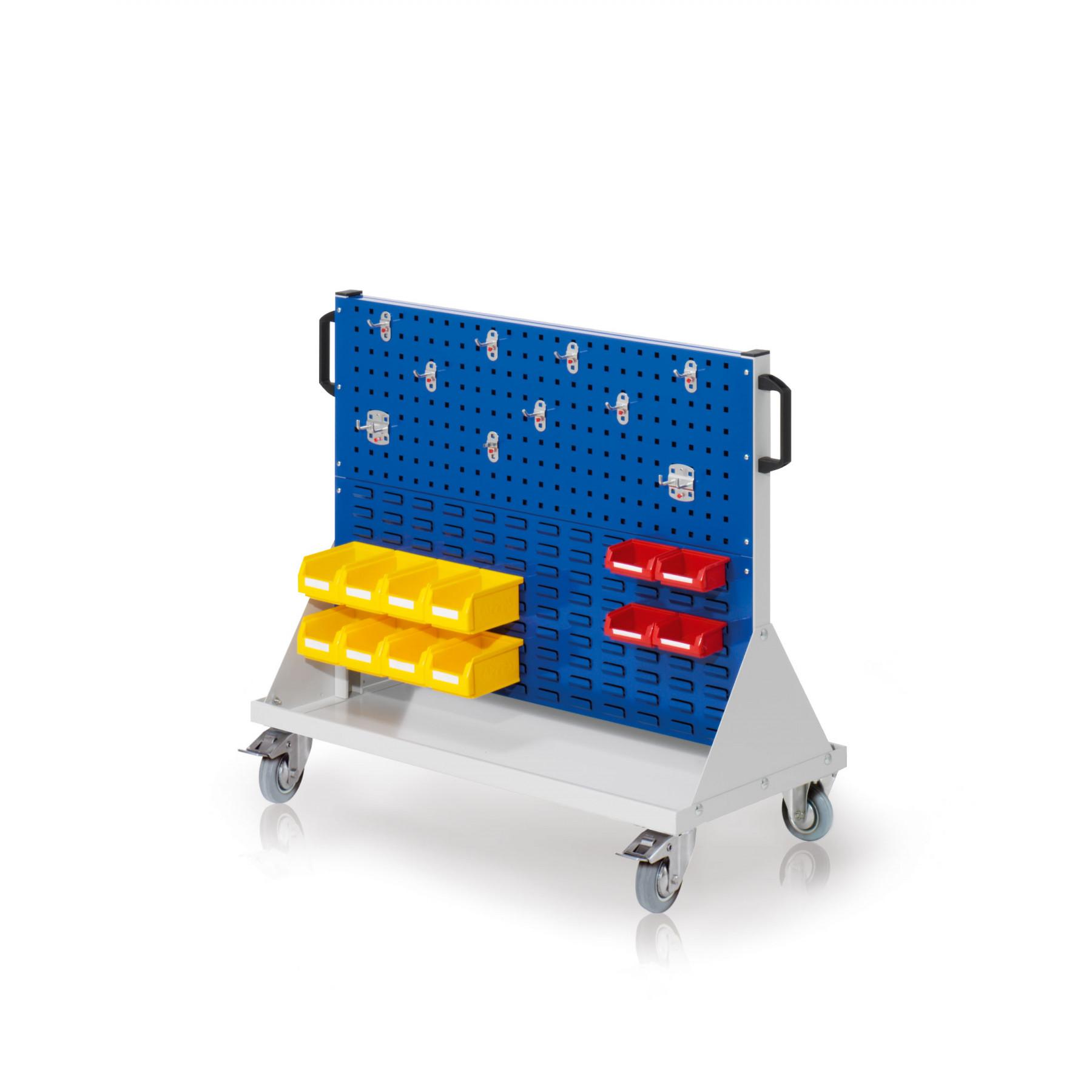 RasterMobil® gereedschap- en materiaalwagen