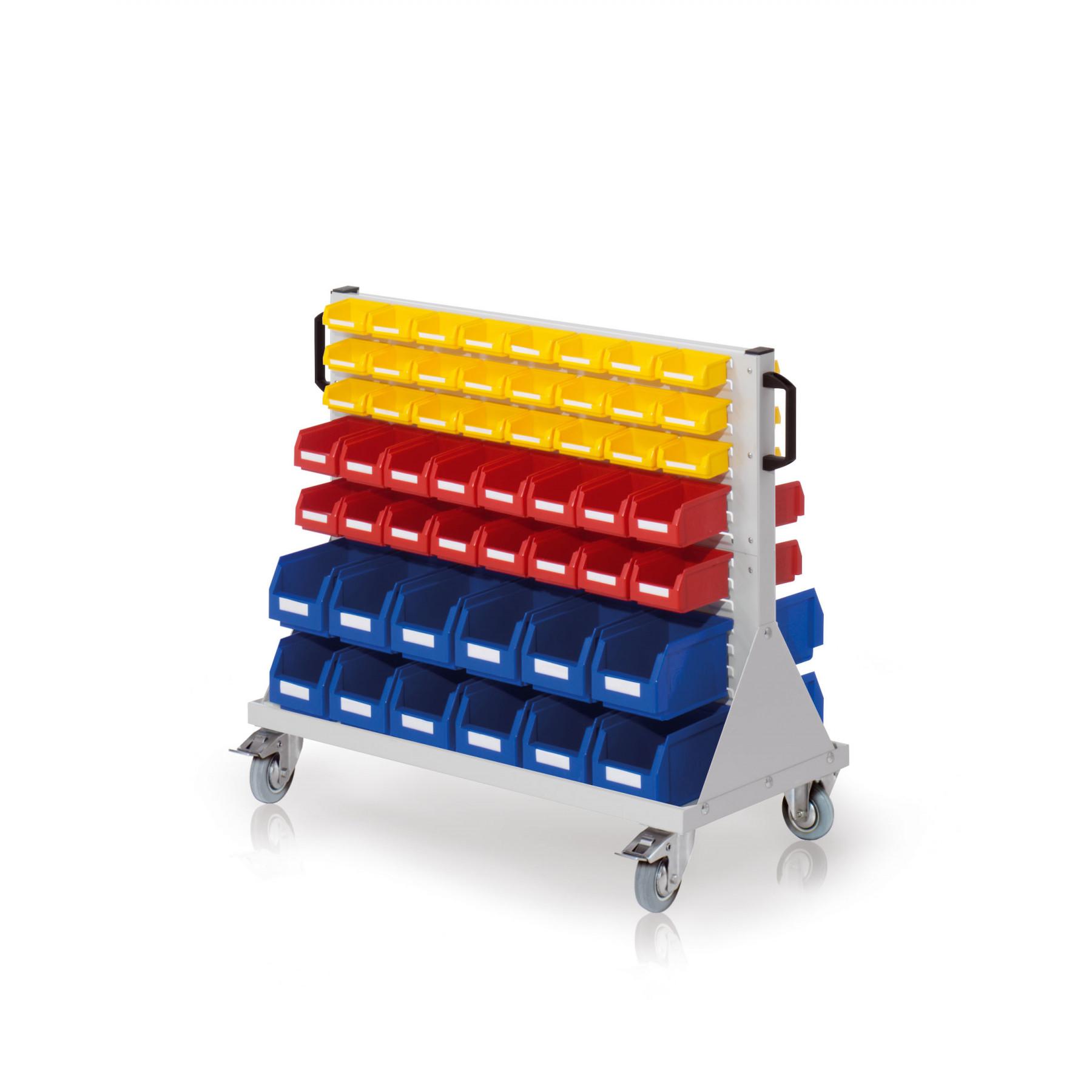 RasterMobil® rijdende bakkenstelling 1000x500x890 mm (LxBxH) 7020.04.0913