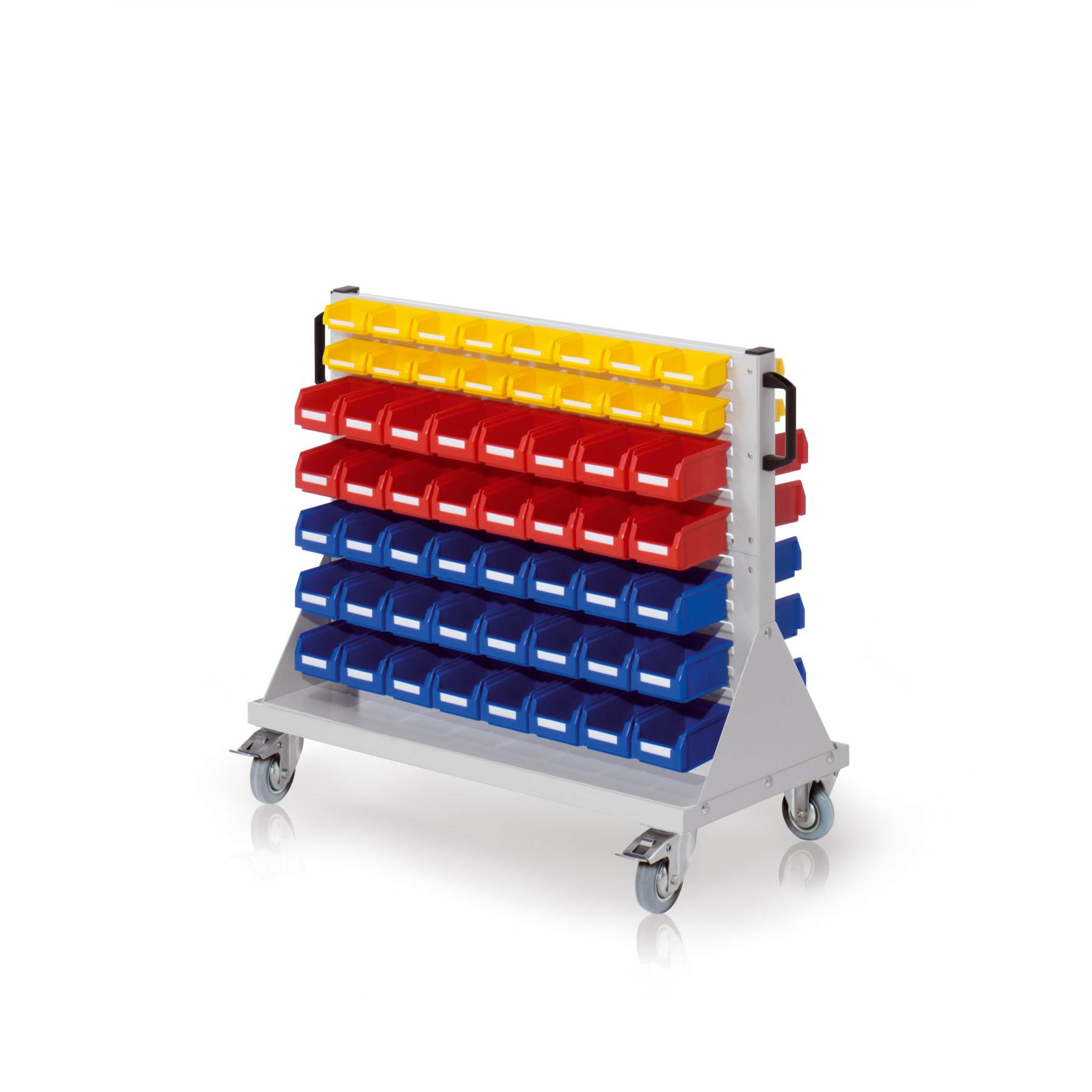RasterMobil® rijdende bakkenstelling 1000x500x890 mm (LxBxH), 7020.05.0913