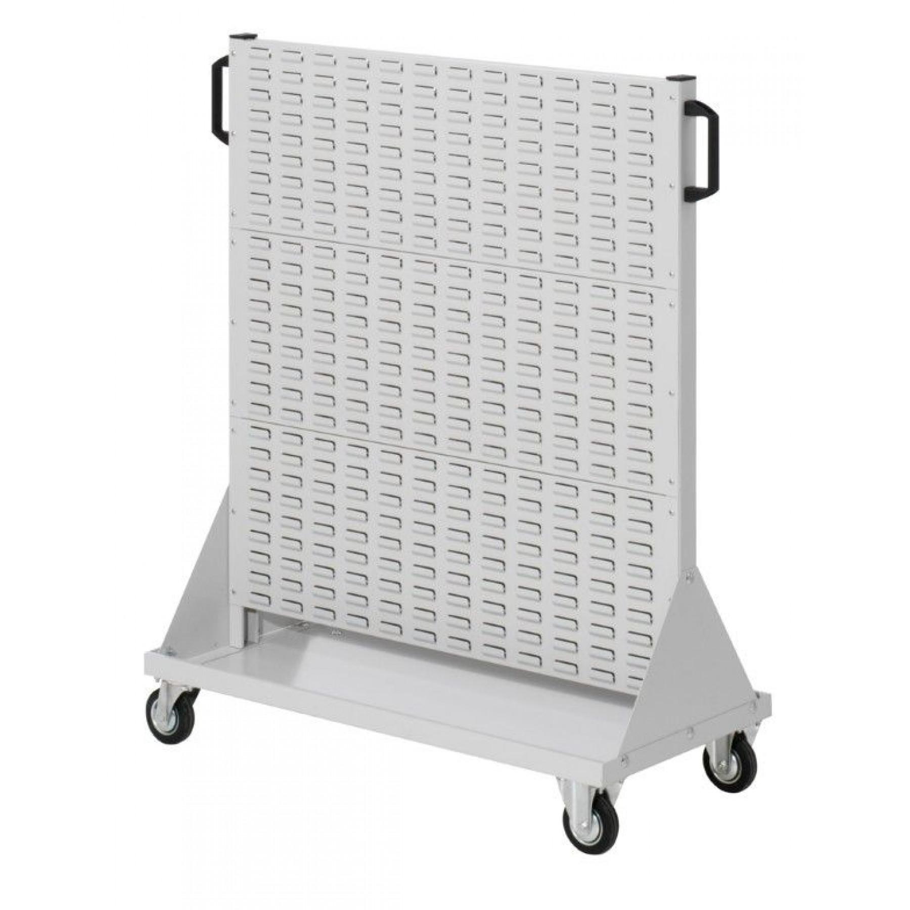 RasterMobil® rijdende bakkenstelling 1000x500x1230 mm, 7021.00.2013