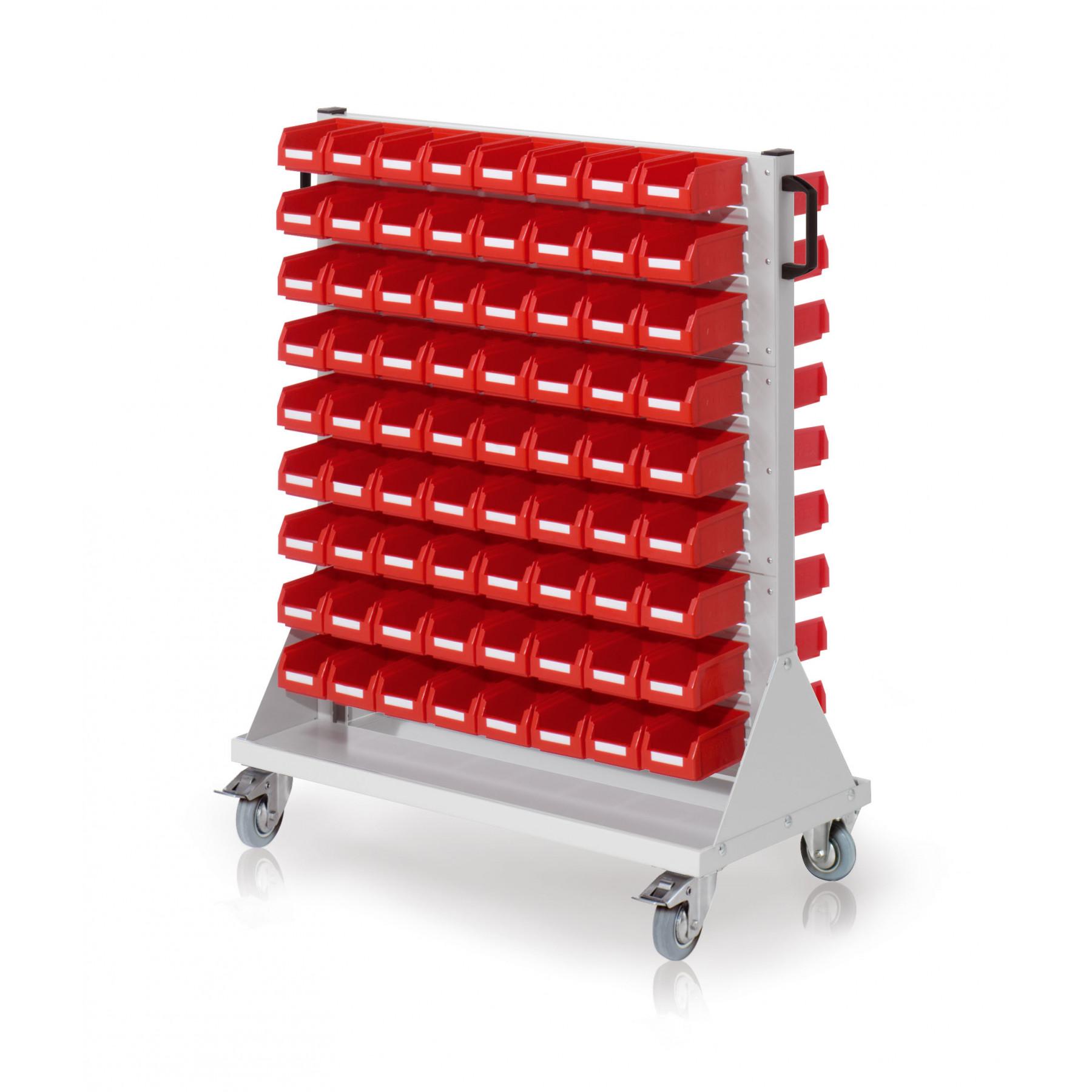 RasterMobil® rijdende bakkenstelling 1000x500x1230 mm, 7021.05.2013