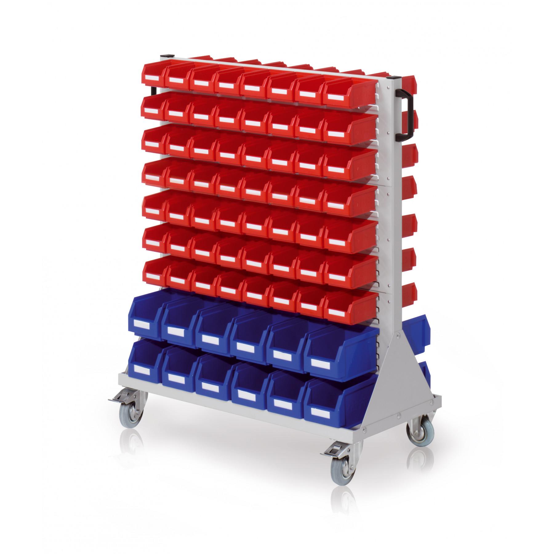RasterMobil® rijdende bakkenstelling 1000x500x1230 mm, 7021.06.2013