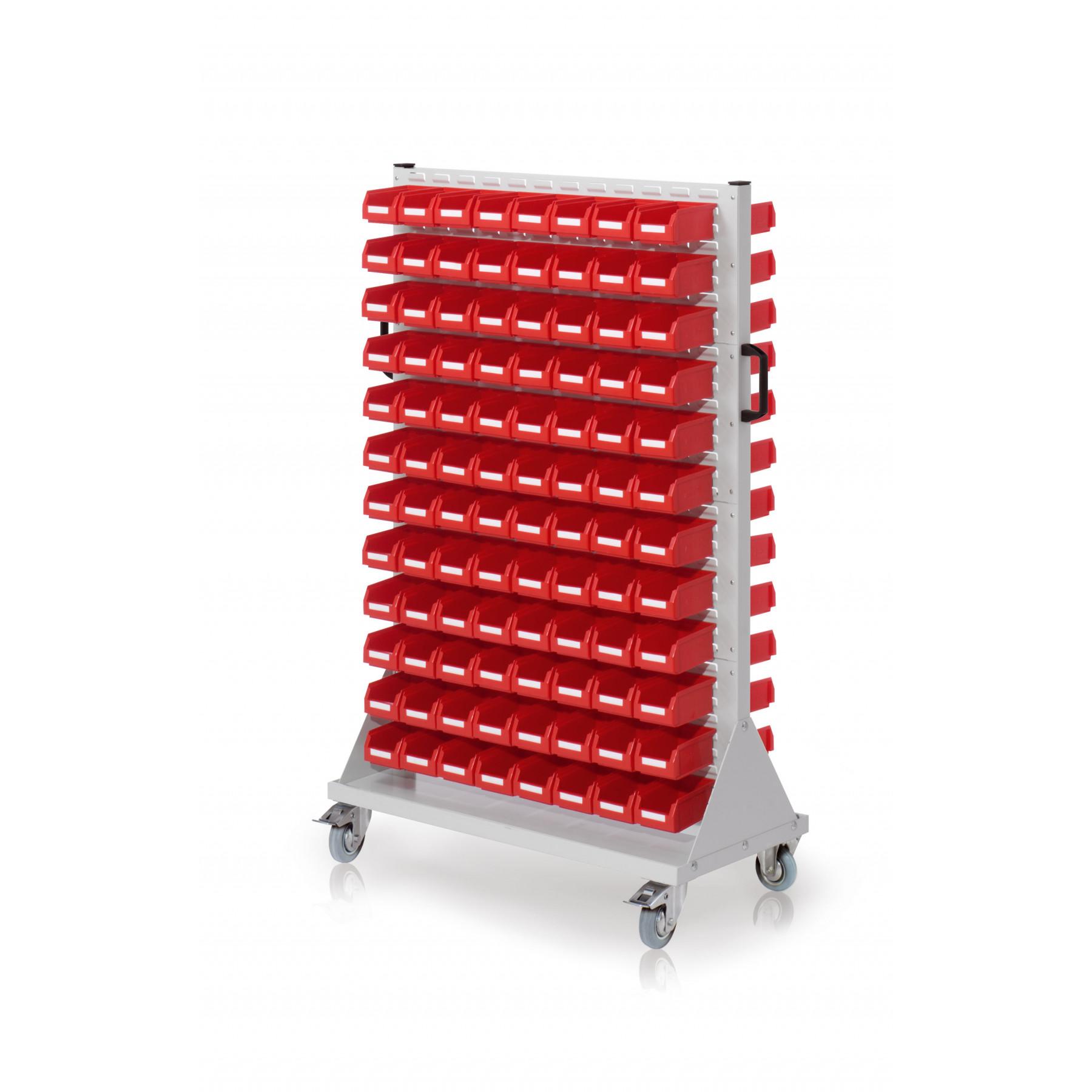 RasterMobil® rijdende bakkenstelling 1000x500x1580 mm, 7022.02.3513