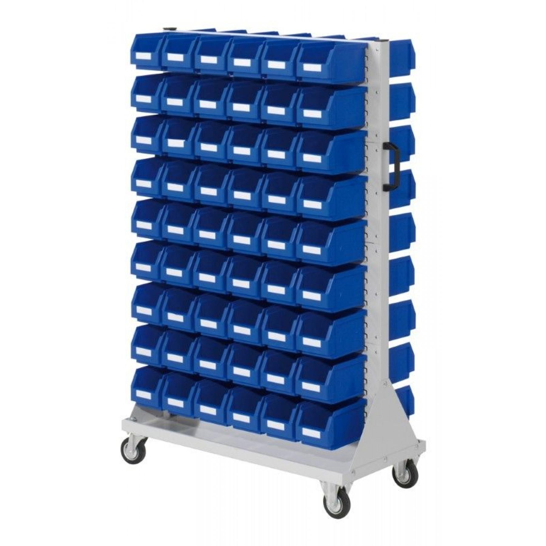 RasterMobil® rijdende bakkenstelling 1000x500x1580 mm, 7022.03.3513