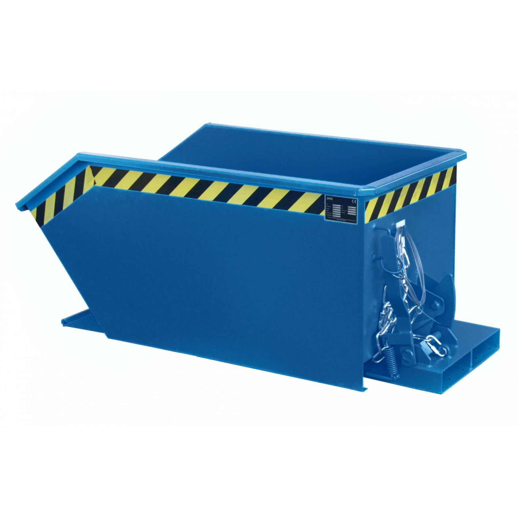 Kiepcontainer 300 liter, laag model, MTFL-300-5001