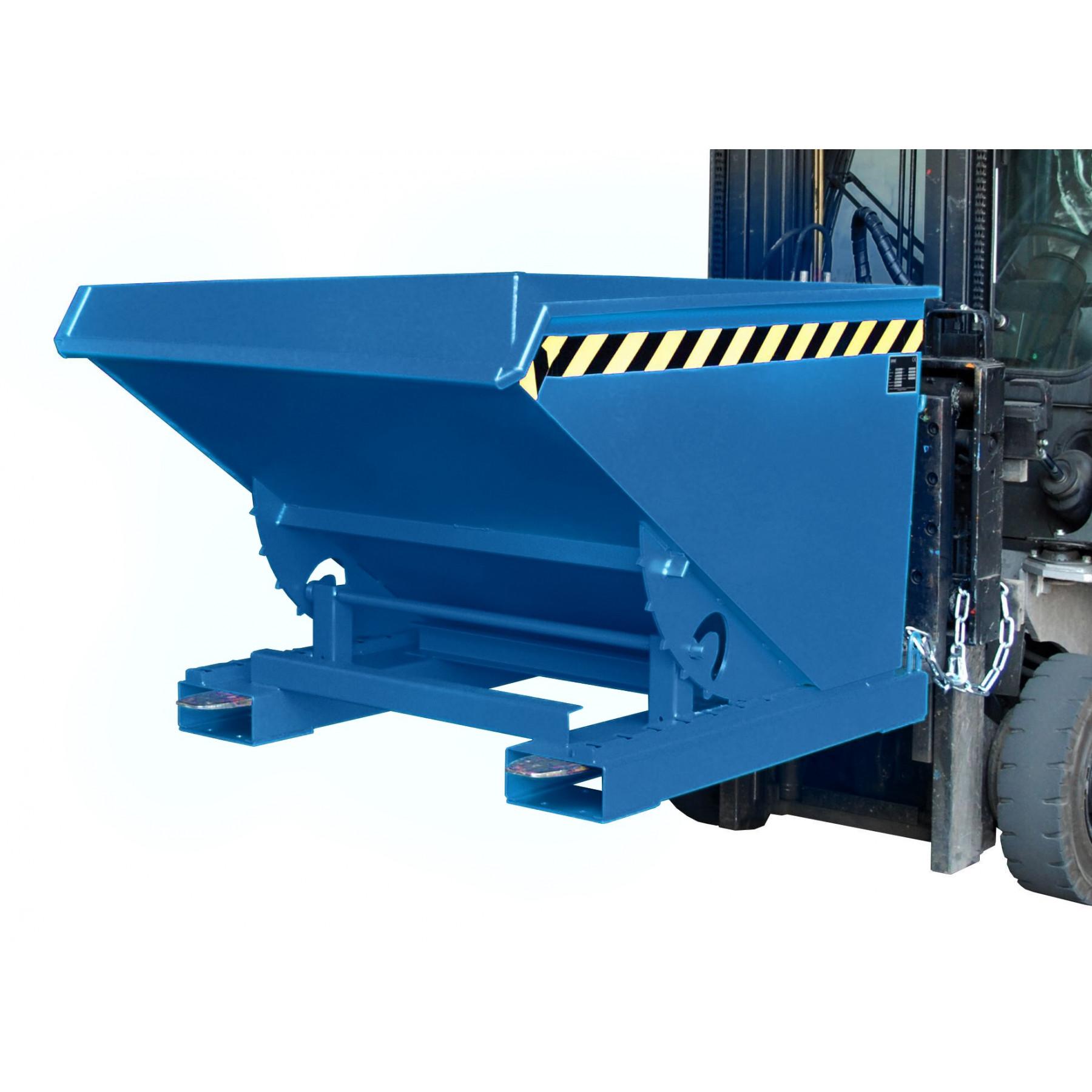 Kiepcontainer 600 liter, hoog model, MTF-600-5001