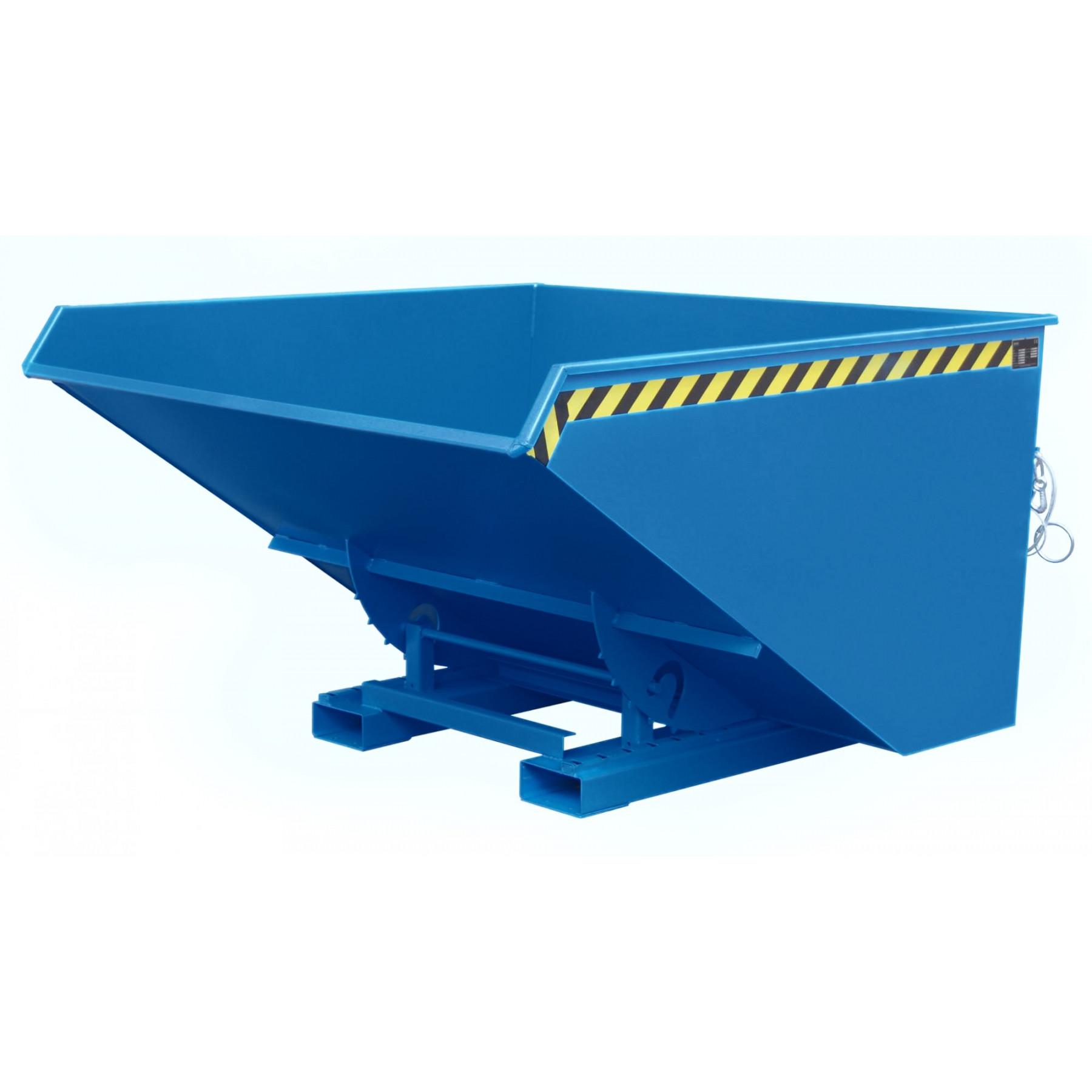 Kiepcontainer 2100 liter, hoog model, MTF-2100-5001
