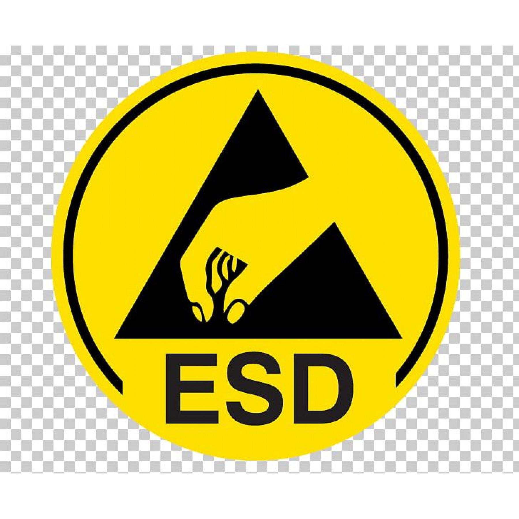 Tafelwagen 3 legborden ESD 850x435x950 mm