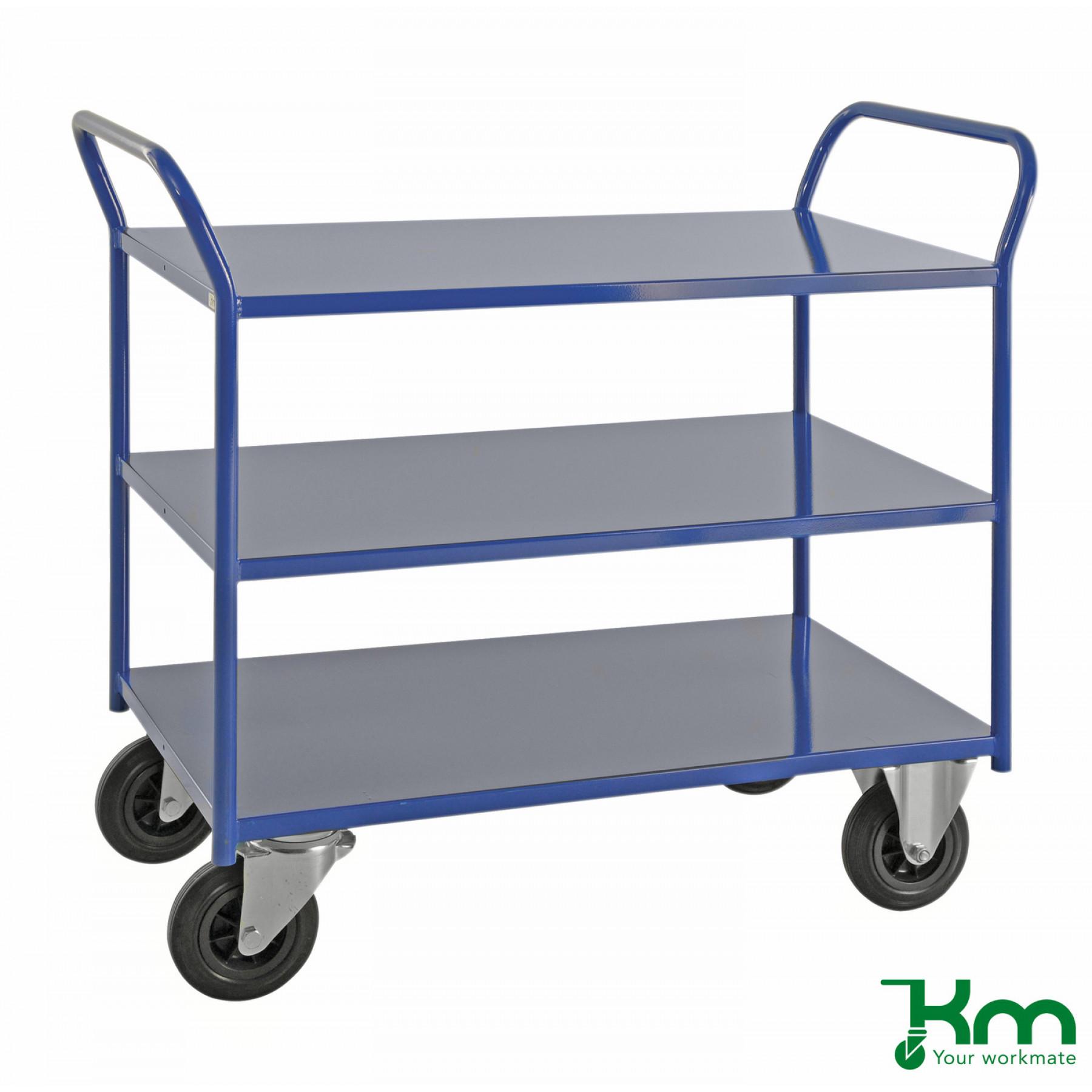 Heavy-duty tafelwagen 1080x450 mm, KM 4127-BB