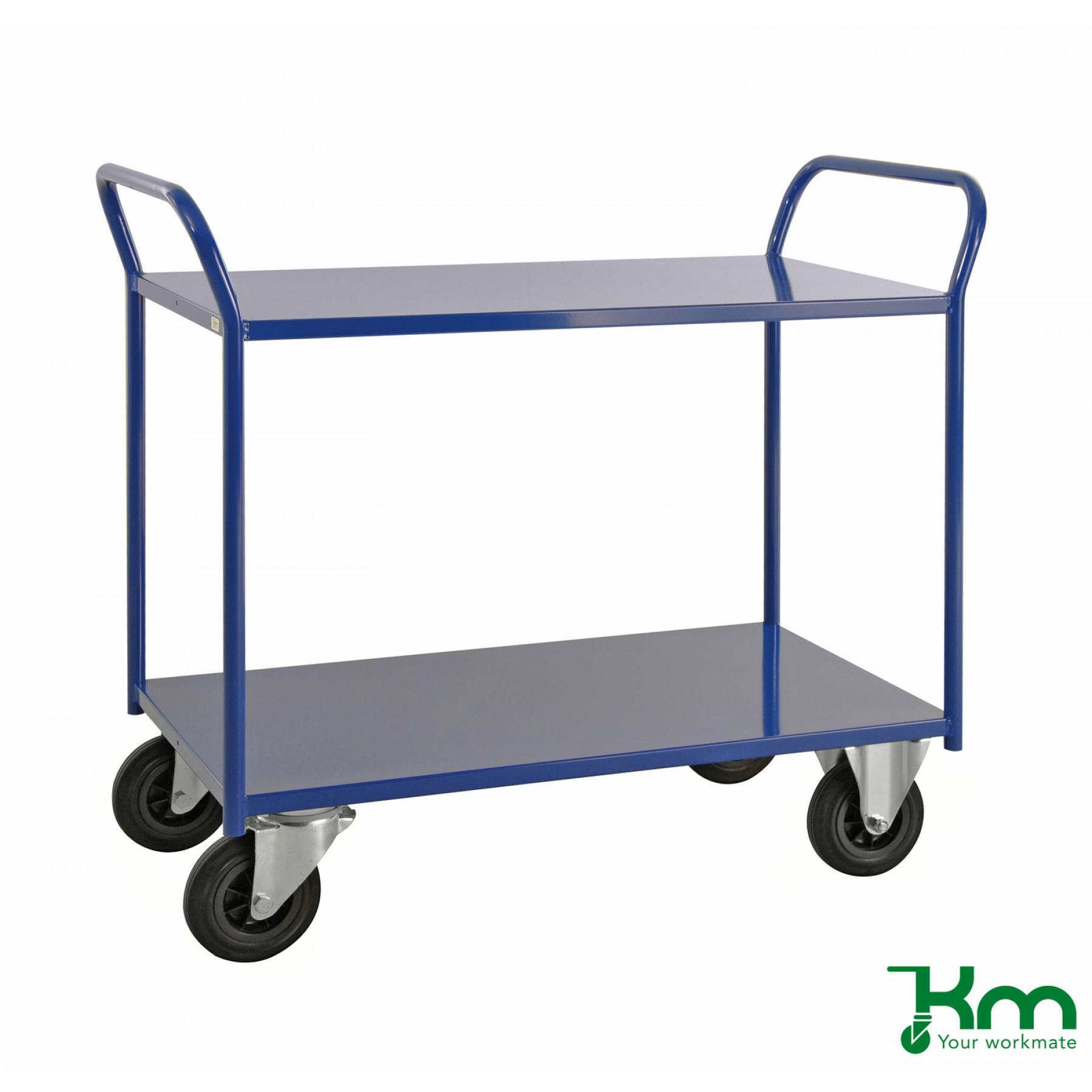 Heavy-duty tafelwagen 1070x550 mm, KM 4168-BB