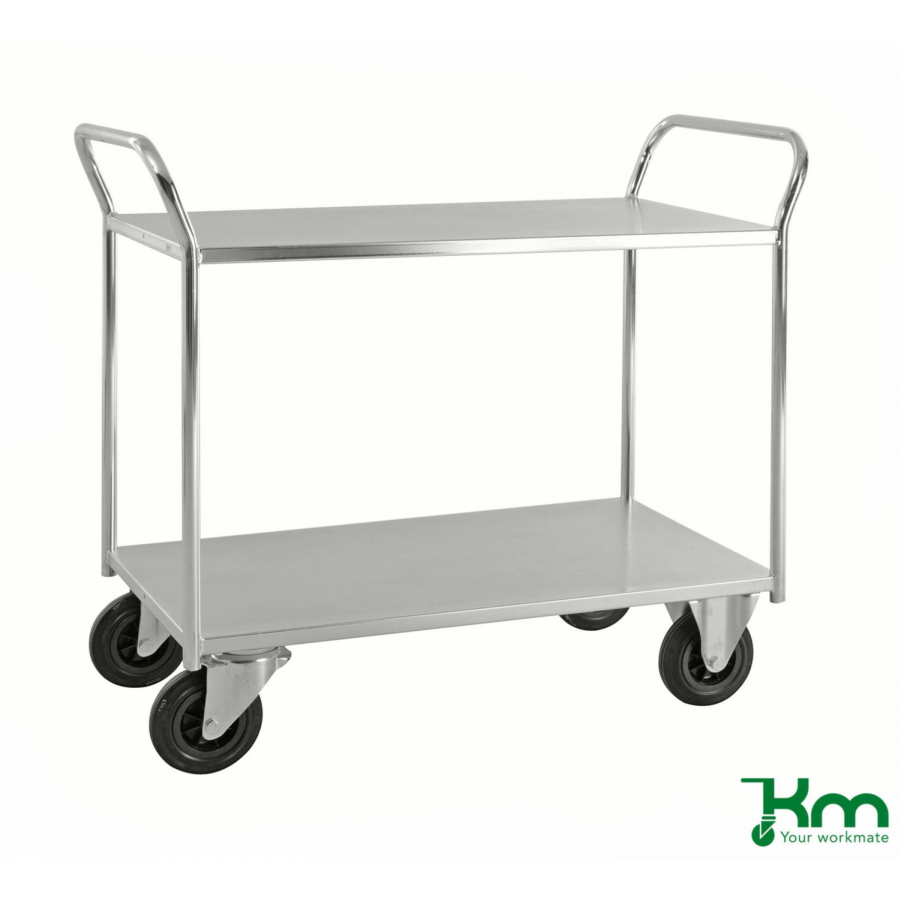Heavy-duty tafelwagen 1070x550 mm, KM 4168-EB
