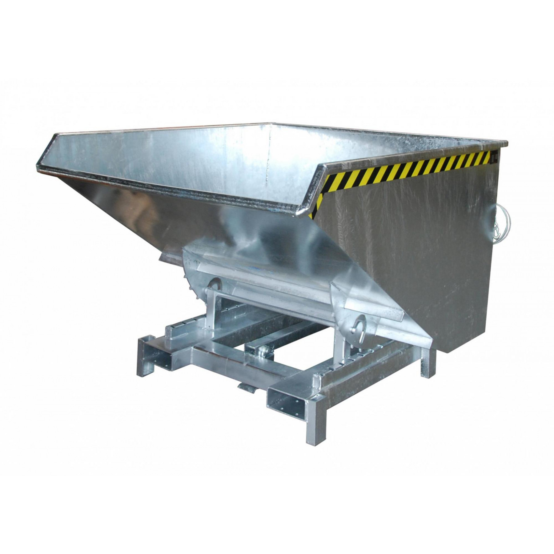 Kiepcontainer extra zwaar 1700 liter, MTF-SK-1700-V