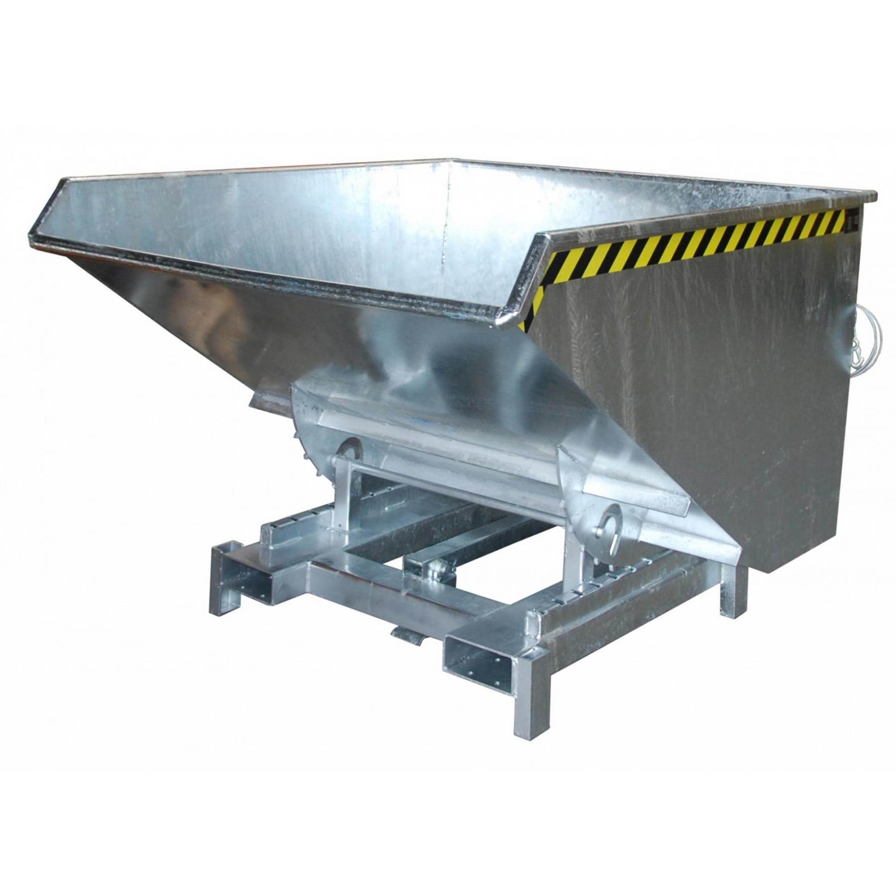 Kiepcontainer extra zwaar 2100 liter, MTF-SK-2100-V
