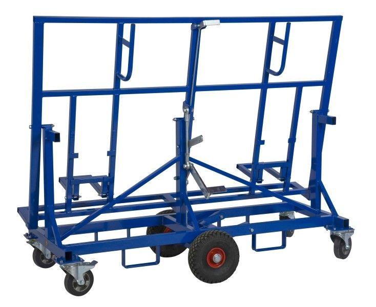 Beginpagina Kantelbare platenwagen 500 kg, KM 08200