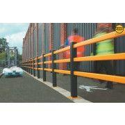 A-Safe liggerset 1500 mm voor veiligheidshekwerk