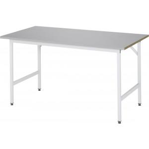 Werktafel met RVS werkblad, serie Jerry 800 mm