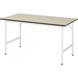 Werktafel met MDF werkblad, serie Jerry 800 mm