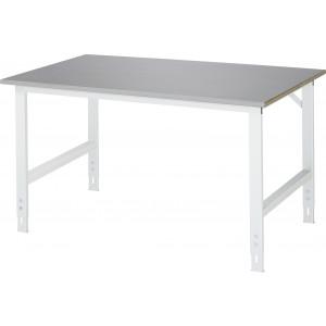 Werktafel met RVS werkblad, serie Tom 1000 mm