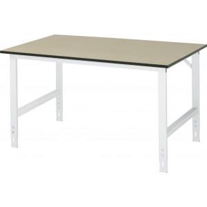 Werktafel met MDF werkblad, serie Tom 1000 mm