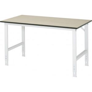 Werktafel met MDF werkblad, serie Tom 800 mm