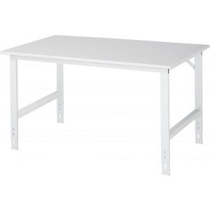 Werktafel met werkblad met EGB-melaminehars coating, serie Tom 1000 mm