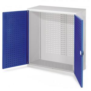 ®RasterPlan gereedschapkast met perfodeuren, model 1