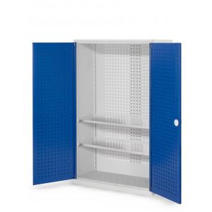 ®RasterPlan gereedschapkast met perfodeuren, model 4