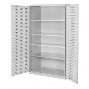 ®RasterPlan groot volume gereedschapkasten, 4 legborden