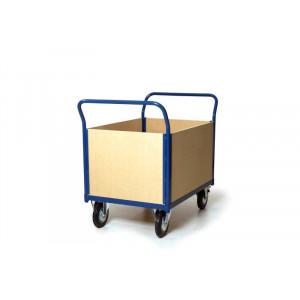 4-wandenwagen 500 kg