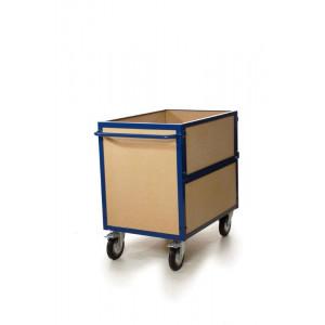 Houtboxwagen