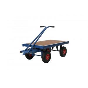 Handtrekwagen 1200x800 mm / 500 kg