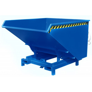 Heavy duty kiepcontainer, gelakt of verzinkt 2100 liter