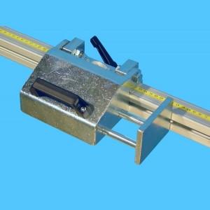 Lengtemeetsysteem 3000 mm links, type 40-VOL