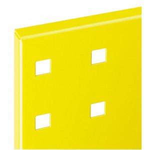 ®RasterPlan perfopaneel, kleur verkeersgeel RAL 1023