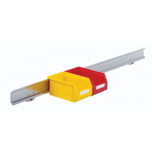 RasterPlan ophangprofiel voor magazijnbakken