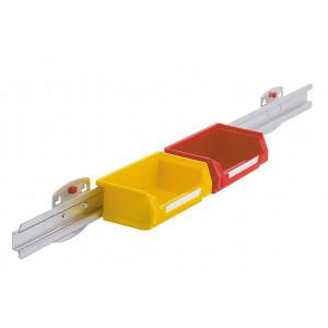 ®RasterPlan ophangprofiel voor magazijnbakken
