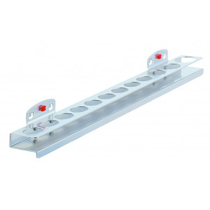 ®RasterPlan dopsleutelhouder voor 12 dopsleutels