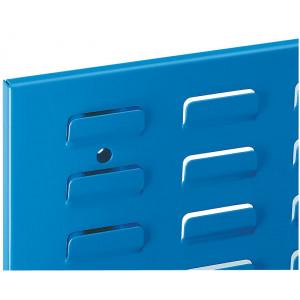 ®RasterPlan sleuvenpaneel, kleur hemelsblauw RAL 5015