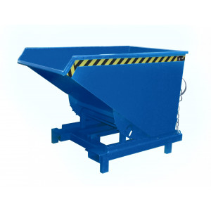 Heavy duty kiepcontainer, gelakt of verzinkt 900 liter