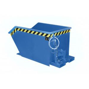 Kantelbak laag model, gelakt of verzinkt, type MTFL 500 liter