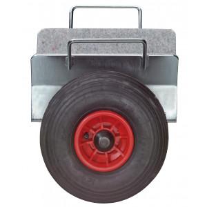 Platenklemwagen