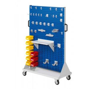 Accessoireset voor RasterMobil materiaalwagen