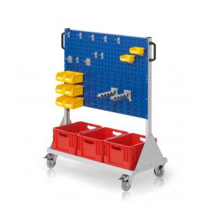 RasterMobil® gereedschap- en materiaalwagen inclusief accessoireset